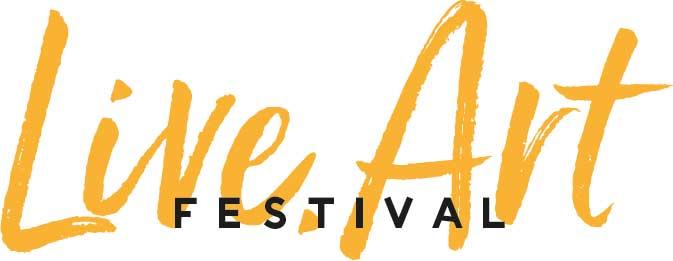 Live.Art Festival - Logo
