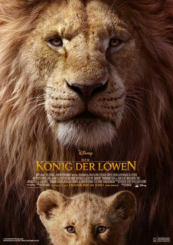 König der Löwen - Filmplakat