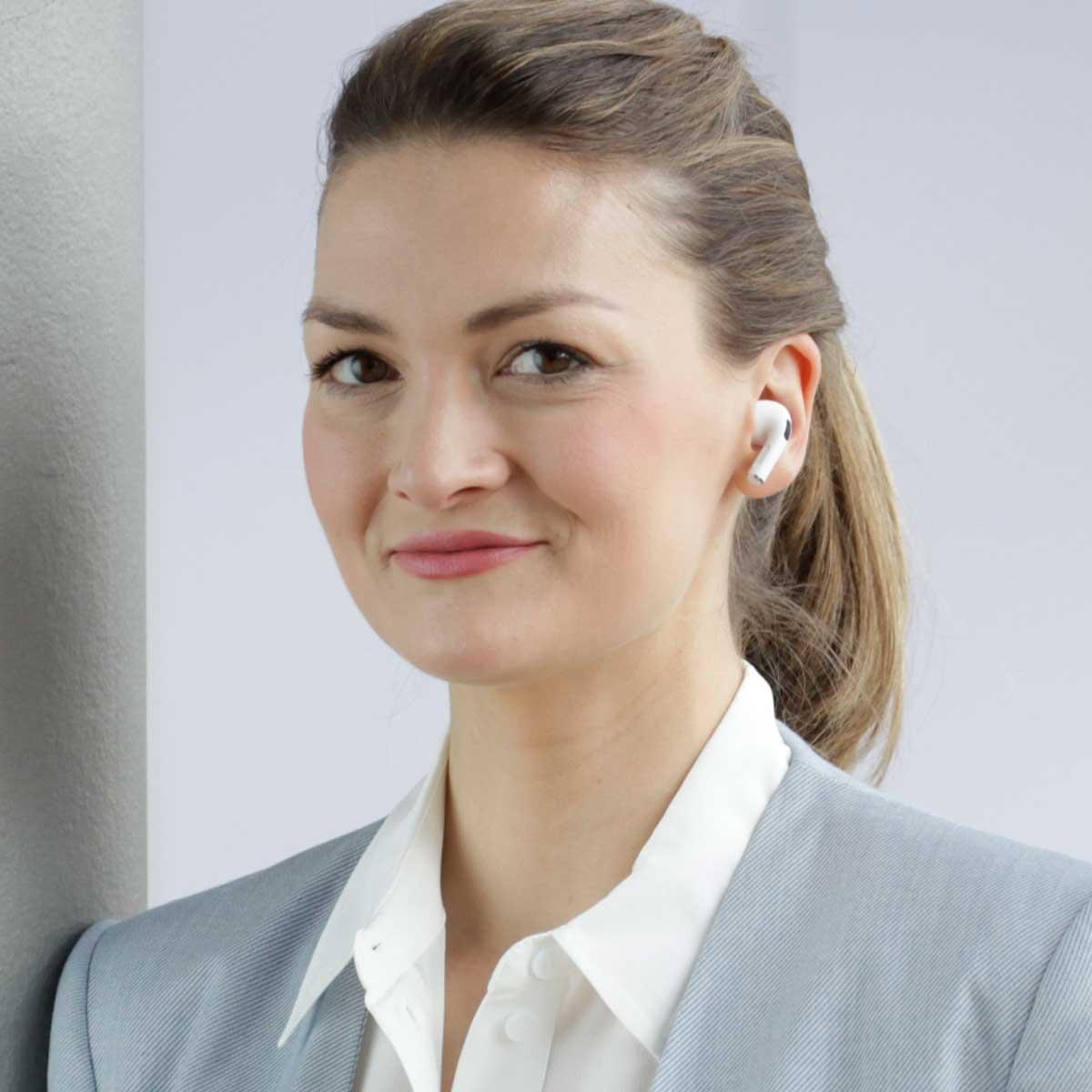 Judith Gerlach, Staatsminsterin für Digitales. Foto: Susie Knoll